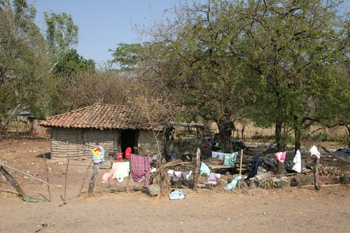 Settlement, Honduras.