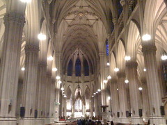 St. Patrick's Cathederal in NYC