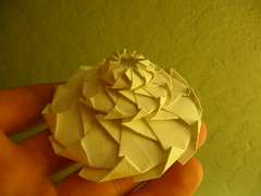 Eleven Sides - Hendecagon (origami_madness) Tags: origami 11 eleven tessellation  hendecagon