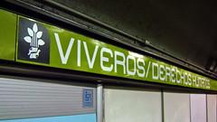 Metro Viveros