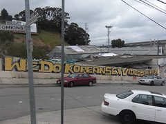 WD KSV (drawmonsters) Tags: graffiti san francisco wd snarl ksv wdk rulet wrane