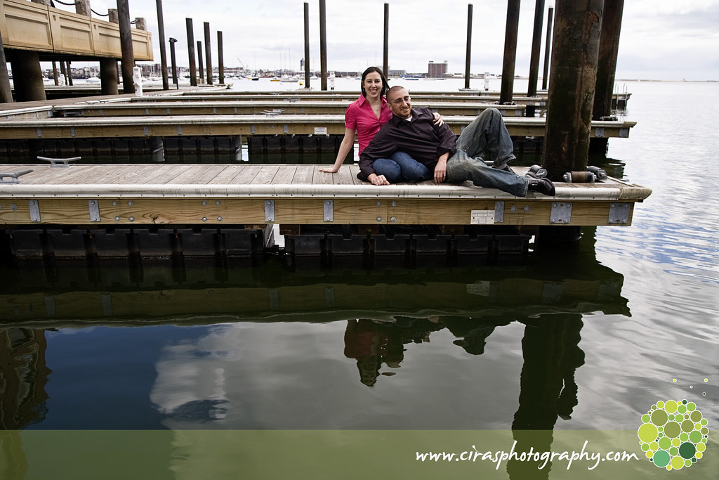 3429989296 2e7620a8c8 b Rowes Wharf  Boston engagement photos