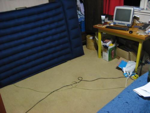 Clean room!