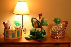 bunny loot (CeciliaKy) Tags: basket treats easterbunny