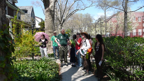 Sustainable Flatbush Street Tree Walking Tour '09