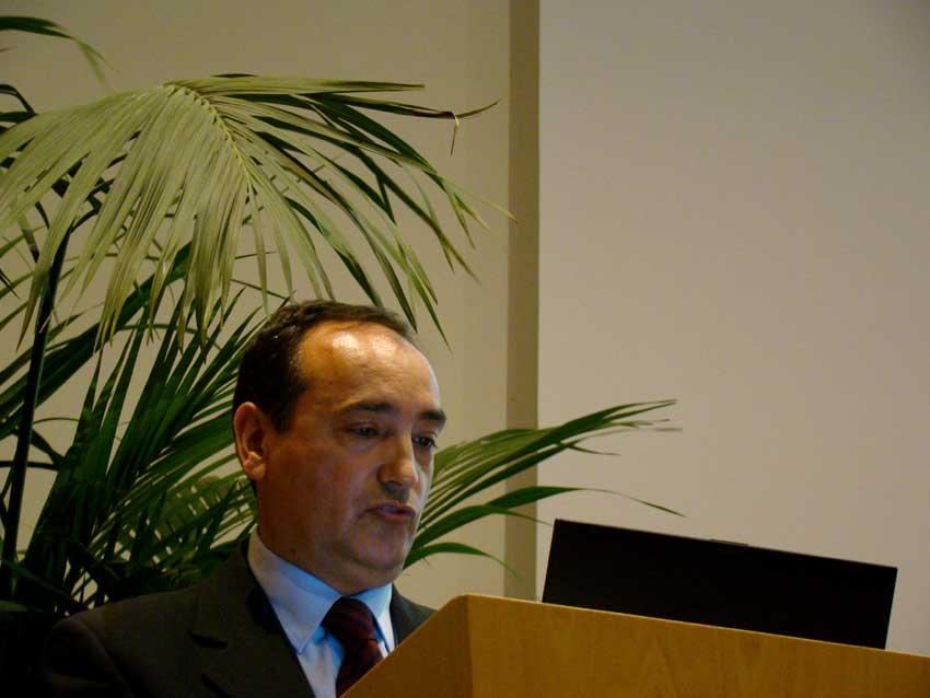 Ángel Moran - Director comercial de Proyecta