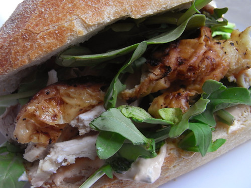 04-29 Roast Chicken Sandwich