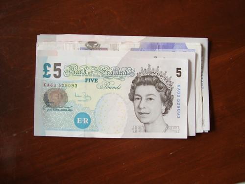 zia Maria sulle banconote