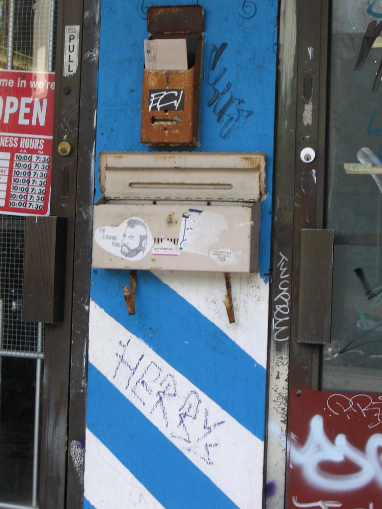 Mr. T mailbox