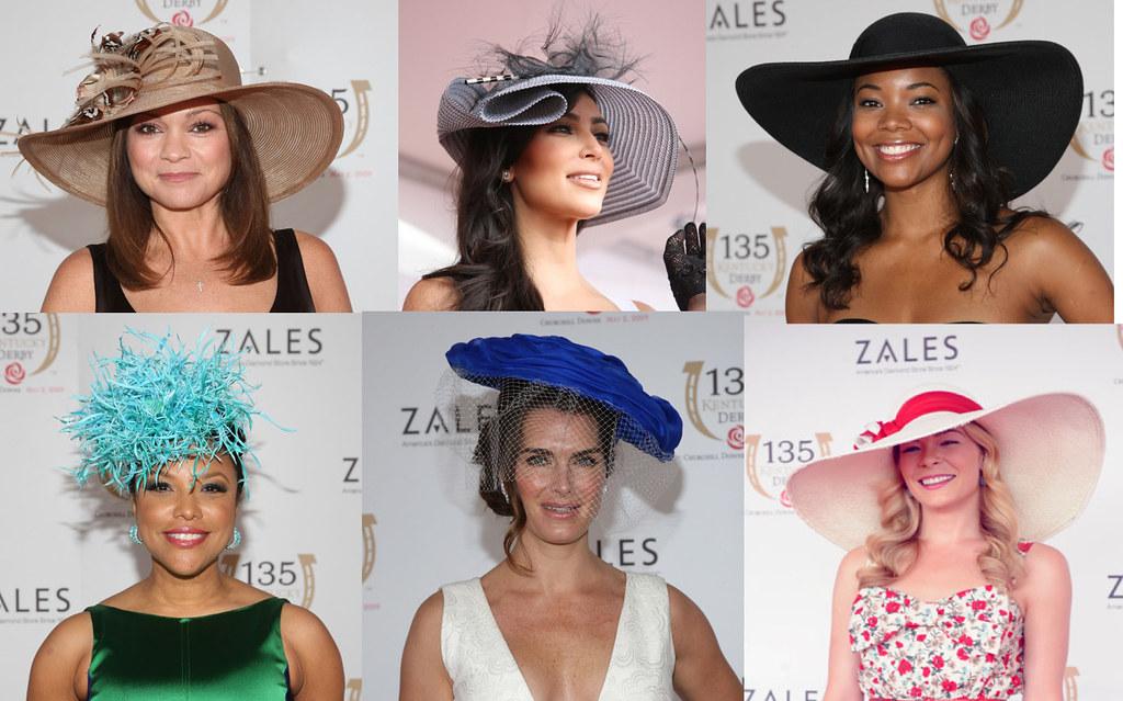 Kentucky Derby Best Dressed Hats