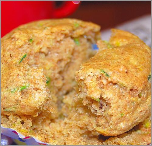 Zucchini muffins