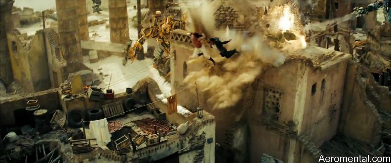 Transformers 2 Scrapper