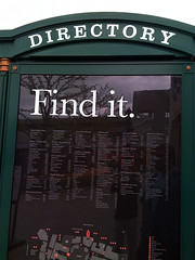 Day 129: Directory is Such a Big Word