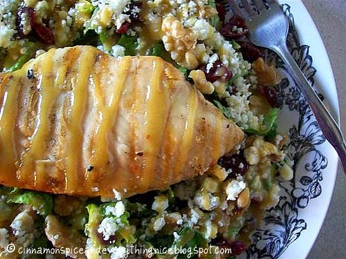 Red, White & Bleu Salad
