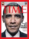 Time cover with Barack Obama