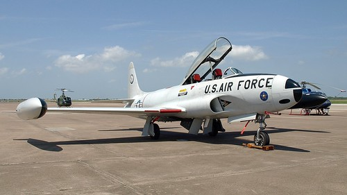 Warbird picture - Collings Foundation Lockheed T-33A Shooting Star N648 (51-6953)