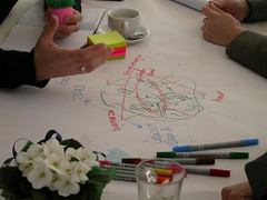Table Top Drawings (World Caf Europe) Tags: worldcafe worldcaf wceurope worldcafeurope worldcafeeurope euregiomr patmunro euregiomaasrhein euregiomaasrijn euregiomeuserhin euregiomr2009 kickoffworldcaf kickoffworldcafe euregionmeuserhine grosgruppenkonferenz grosgruppen grosgruppenveranstaltung grosgruppenmoderation grossgruppenveranstaltung grossgruppenkonferenz grossgruppenmoderation largegroupevent largegroupfacilitation grossgruppe worldcafemethod worldcafemethode worldcafmethode