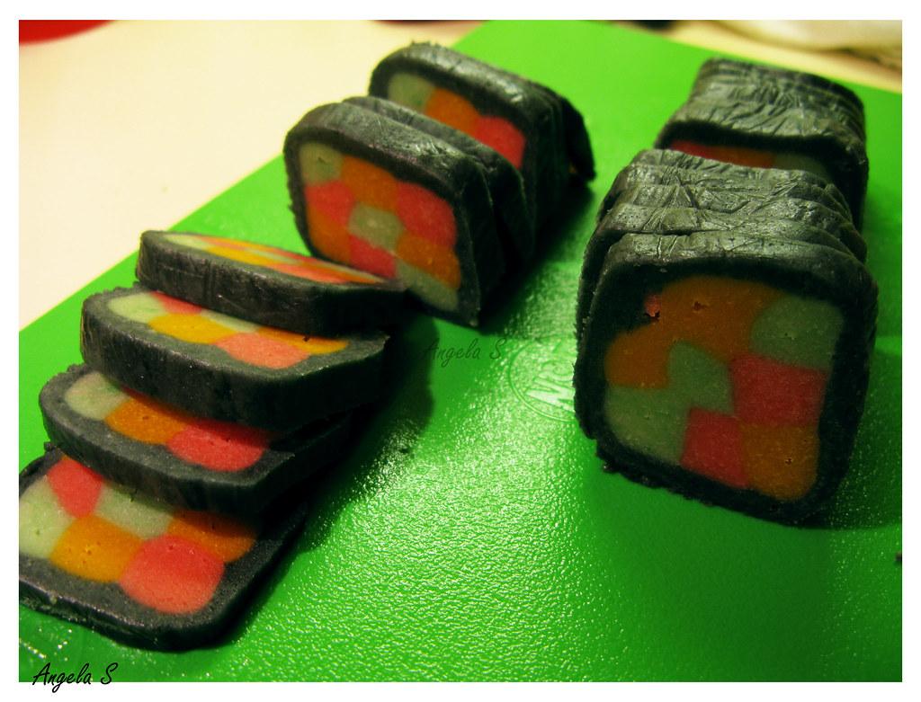 Quilt Cookies