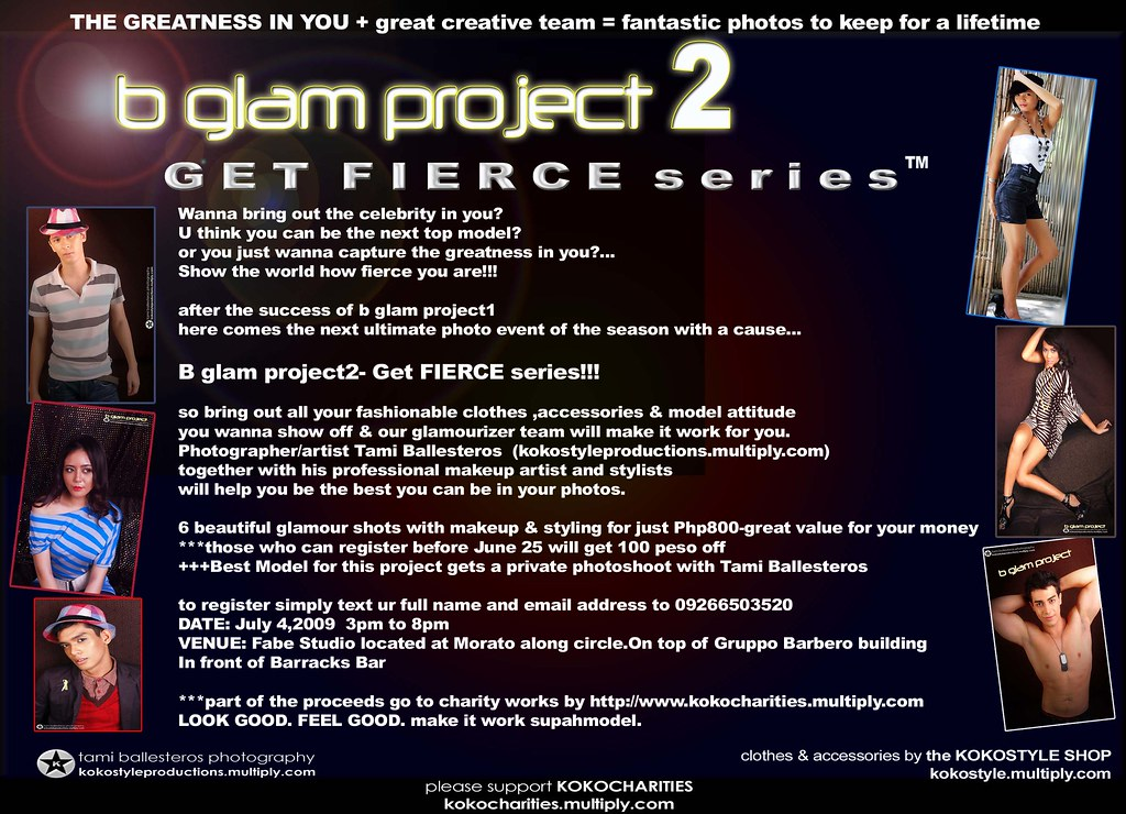 b glam project2