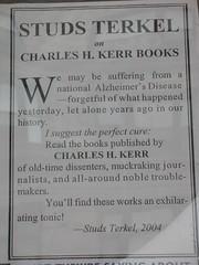 Studs on Charles Kerr