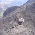 approaching Munro number 264 thumbnail