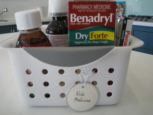 Sick Kids = Medicine