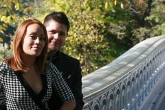 Jeff and Carmen Engagement Photoshoot 2006 (aaron.amrhein) Tags: wedding jeff engagement photoshoot centralpark carmen aries