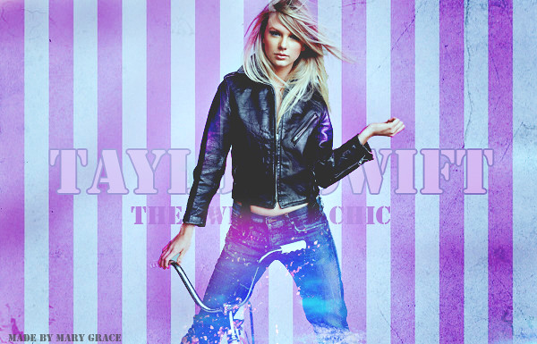 taylor swift by icyprincess<3
