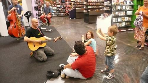 13 JUIN 2009 : KARPATT et ALEX et Sa Guitare à RAMBOUILLET 3627805759_793df25f16