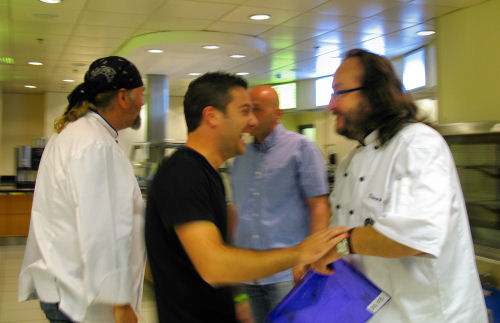 hairy bikers, gino and simon 6165