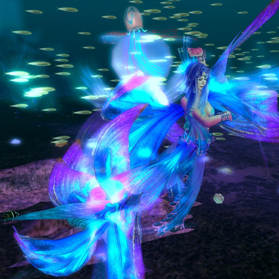 Blue Mermaid