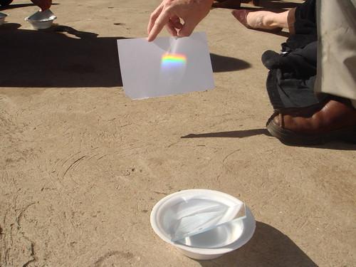 Taller Instrumentos para investigar la Luz - Rincón Grande