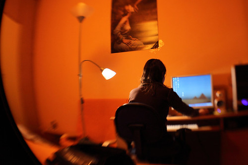 orange room 4