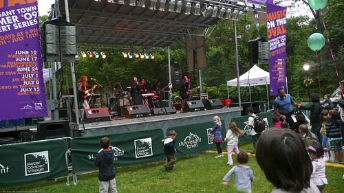 06.17 Phenomenal Handclap Band @ Stuyvesant Oval (7)