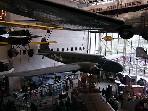 Smithsonian, National Air & Space Museum