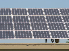 Saint Christopher Solar Installation