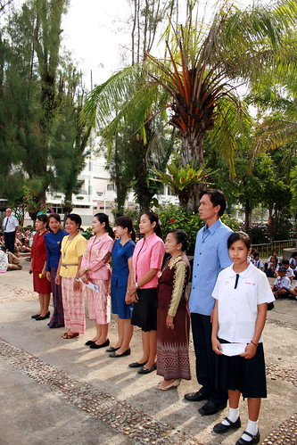 Thai Teachers and a Student