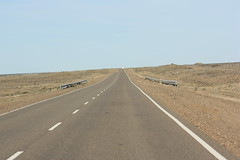 Ruta 3.. asi fue tooodoo el camino.. zzz... (sofigiraldo) Tags: road santa patagonia 3 argentina ruta highway carretera route estrada cruz nacional va rodovia