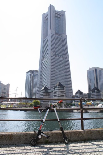 A-bike & Landmark Tower