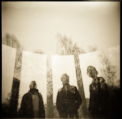 Puma IV (Andreas Ulvo) Tags: rock metal holga band jazz norwegian trio puma caffenol v700 homemadesoup stianwesterhus artlibres gardnilssen  ysteinmoen ofportalsandparallelworlds