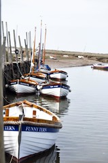 Quayside at Blakeney