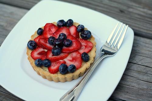 TWD Quick Classic Berry Tart