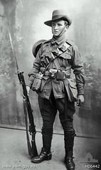 Trooper SJ Arbuthnot 8thALH