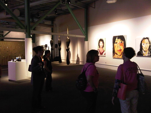 Ni Una Mas installation view