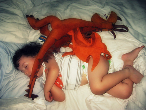 Sleeping With A Dragon