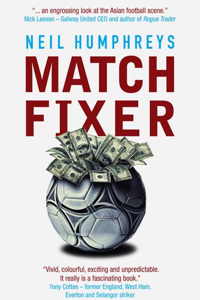 Match Fixer book cover