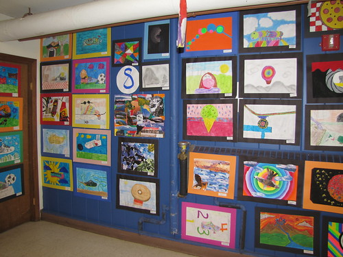 Westport Central School Art Show