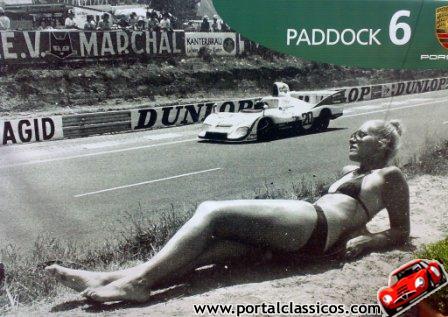 les femmes 24 Horas de Le Mans 1970