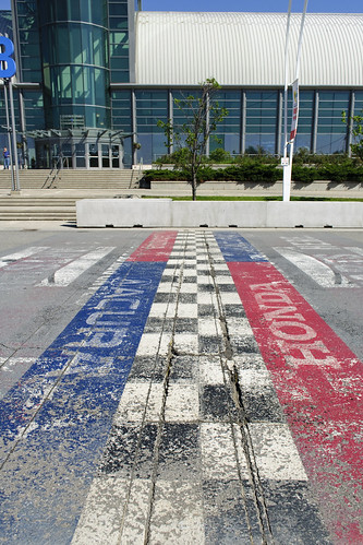 Honda Indy Toronto - Start-Finish Line