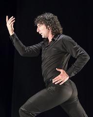 ngel Moz (DanceTabs) Tags: uk london dance dancing stage performance dancer entertainment spanish staged flamenco staging maledancer sadlerswellstheatre fromwhitetoblack dancetabs flamencofestivallondon2014 ngelmoz